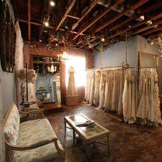 68 Ideas Bridal Shop Interior Shabby Chic For 2019 Bridal Boutique Interior, Boutique Decor, Boutique Design, A Boutique, Shabby Chic Interiors, Shop Interiors, Interior Styling, Interior Design, Bridal Stores