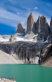 Visit #TorresDelPaine and the majestic valleys, mountains, glaciers and lakes in the Patagonian region on a 7 night / 8 day overland adventure.