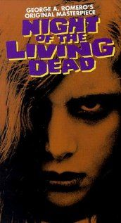 I had high expectations for this because it's a George A. Romero flick and a classic, but it's not one of my faves.  The ending was not satisfying for me and the girl that acted so out of it bc her brother died bugged me so much.  Either way it's a must see being the first of Romero's Dead films