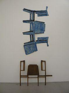 Max Charvolen - chaise - 1982