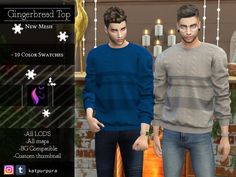 My Sims, Sims Cc, The Sims 4 Cabelos, Sims 4 Collections, Sims 4 Clothing, Male Clothing, Sims Hair, Sims Community, Sims Mods