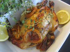 http://www.mamaalergikagotuje.pl/kurczak-pieczony-w-cytrynach-i-tymianku/