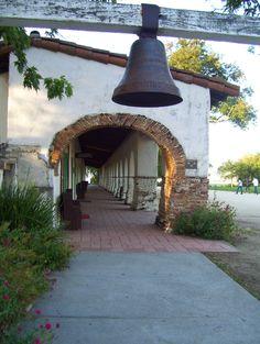 San Juan Bautista Mission, California