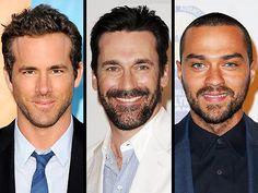 Jon Hamm, Ryan Reynolds & Jesse Williams All Sport Scruff