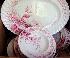 Clarice Cliff  Harvest dishes:handmade-goodies.blogspot.com.au
