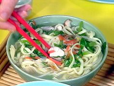 Noodle Bowls -- Use 4 cups cooked Phase 1 noodles and 1 lb chicken, and slurp away!