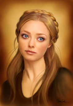 Amber by Aegileif.deviantart.com on @deviantART