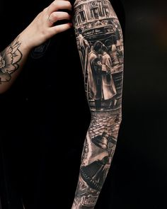 New tattoos, body art tattoos, tattoos for guys, batman tattoo, creative ta Back Tattoos, Leg Tattoos, Body Art Tattoos, Sleeve Tattoos, Tattoos For Guys, Tatoos, Chest Tattoo, I Tattoo, Manga Tatoo