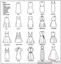 Free sewing patterns -  dresses