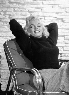 """reminiscent-smile: """" Marilyn Monroe """""""
