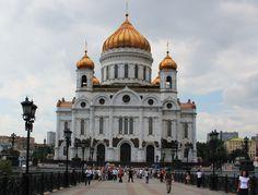 Cathedral of Christ the Saviour. Храм Христа Спасителя.