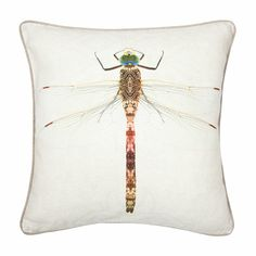 Insectos Pillow | ZARA HOME United States of America