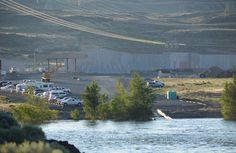 Wanapum Dam Lower Boat Launch