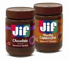 Jif Chocolate Hazelnut Spreads :: $50 AMEX Gift Card & Jif Gift Basket Giveaway