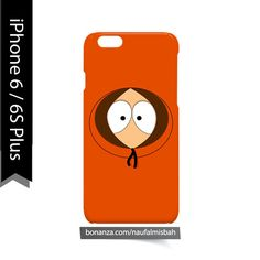 Cute Face Kenny South Park iPhone 6/6s PLUS Case Cover Wrap Around