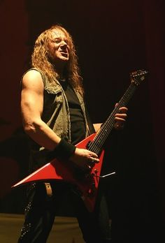 Kai Hansen (Helloween and Gamma Ray)