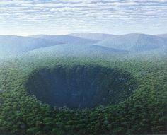 painting by tomas sanchez