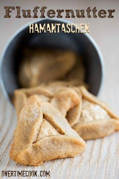 The classic purim cookie gets a fun and flavor-packed update with these Fluffernutter Hamantaschen!