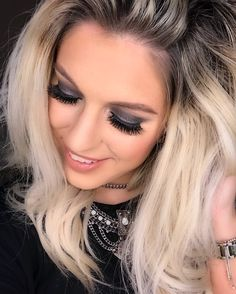 Carrie Underwood inspired makeup, younique products, Liquid touch, epic mascara, lashes, well to do lipstick