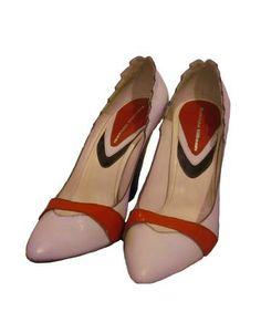 Zapatos tacón ancho de Francisca Hubener