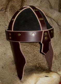 For our adventurous Young Vikings, we have created a childs version of the famous Coppergate helmet, which dates back to the eighth century AD.