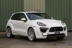 FAB Design Unveils Emperor II Kit For The Porsche Cayenne S Diesel