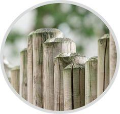 Gartenzaun bauen und montieren Garden Fencing