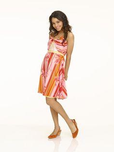 Vanessa Hudgens in High School Musical 2 (2007)