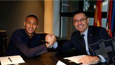 El Barça, Neymar i Bartomeu, a un pas del judici  #Bartomeu #Neymar #Barça #FCB #Barcelona
