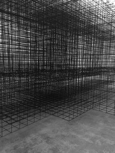 SOME/ART : SECOND BODY BY ANTONY GORMLEY AT GALERIE THADDAEUS ROPAC