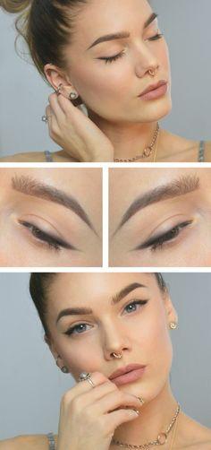 maquillage léger pour un look naturel à porter pour toutes les occasions