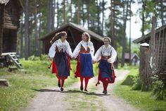Åhl costume, Dalarna