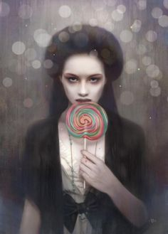 Based in Bath, UK, Tom's work leans towards figurative fine art genres and his soft painterly images are, in fact, created digitally. Combining fantastical elements with fashion model hybrids his work is weirdly wonderful, and as well as working extensively in advertising and publishing, his art prints are quite stunning.
