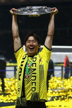 Dortmund ? nothing without this golden boy, Shinji Kagawa
