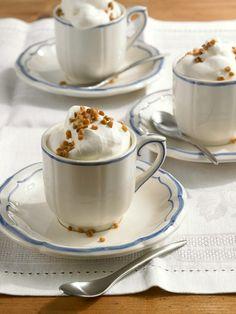 Tassentrüffel: Weiße Schokolade, Butter und Orangenlikör. Klingt komisch? Schmeckt aber richtig gut!