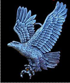 FLYING BALD AMERICAN WILD EAGLES PREY BIRDS BELT BUCKLE BOUCLE DE CEINTURES 6893f7a112d