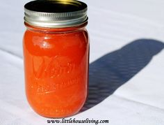 canning tomato soup- recipe with celery, onions, garlic & basil