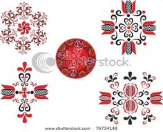 Find Folk Pattern stock images in HD and millions of other royalty-free stock photos, illustrations and vectors in the Shutterstock collection. Folk Embroidery, Embroidery Patterns, Machine Embroidery, Ukrainian Art, Russian Folk, Antique Quilts, Embroidery For Beginners, Crochet Motif, Art Techniques