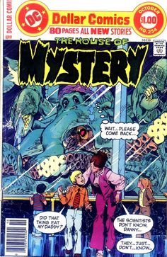 House of Mystery 254 - Neal Adams
