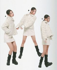 Look Fashion, 90s Fashion, Korean Fashion, Fashion Outfits, Fashion Design, Pose Reference Photo, Fashion Catalogue, Fashion Poses, Female Poses