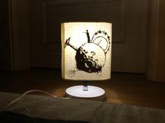 little prince & lamp