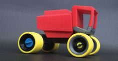 """Blokko releases a new kid's book, """"Era of Drones"""", with a 3D printable truck that kid's can actually play with."""
