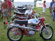 株式会社穂高工業所(ほだかこうぎょうしょ)は、かつて愛知県名古屋市に存在していた日本のオートバイメーカーである。 ホダカのブランドでオートバイを生産していた。  > Hodaka01 - 穂高工業所 - Wikipedia