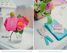 Spring Picnic {Table Decor} | Styled Shoots | The Pretty Blog
