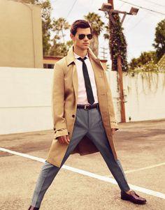 Taylor Lautner na GQ australiana edição outubro/novembro 2011