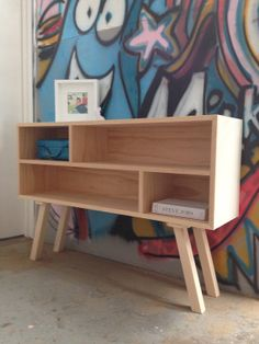 Dolly credenza / hall table / TV unit/ sideboard  by Milkcart, $525.00