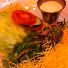 Salad Kalahari style