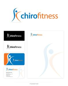 Logo wanted for CHIROFITNESS: Chiropractic, Health & Fitness  by oixio