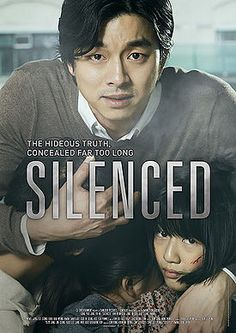 """Silenced is a drama based on a novel """"Dokani"""" inspired by a true story, starring Gong-yoo (from the amazing drama the shop of coffee prince) and Jung Yu-mi (from the drama serie Que sera sera) Sad Movies, Movie Tv, Movies 2019, Yoo Gong, Gong Yoo Wife, O Drama, Drama Film, Bon Film, The Image Movie"""