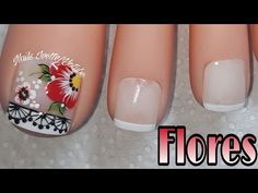 Pedicure, Nail Designs, Youtube, Matte Nails, Bling Nails, Nail Ideas, Designed Nails, Work Nails, Stickers